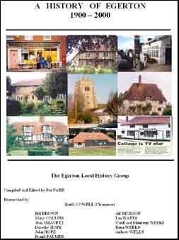 Egerton History