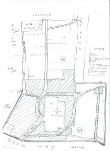 Churchyard Map